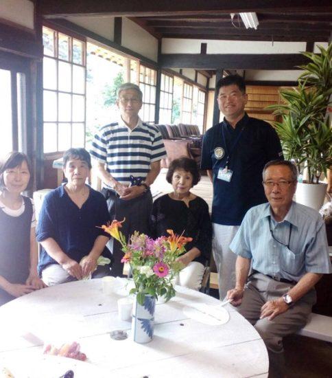 生活学芸員&ふれ愛の舘 愛媛新聞からの取材を受けました