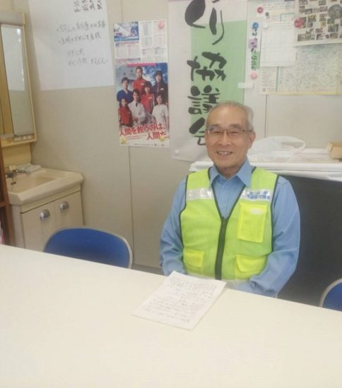 インタビュー 山崎正隆さん