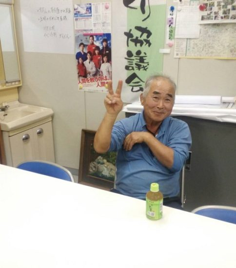 インタビュー 中野久典さん