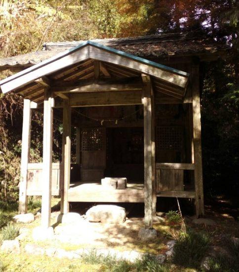 上総町の河内神社