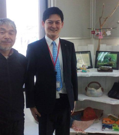 五明の作家展&郵便資料展 in 五明郵便局